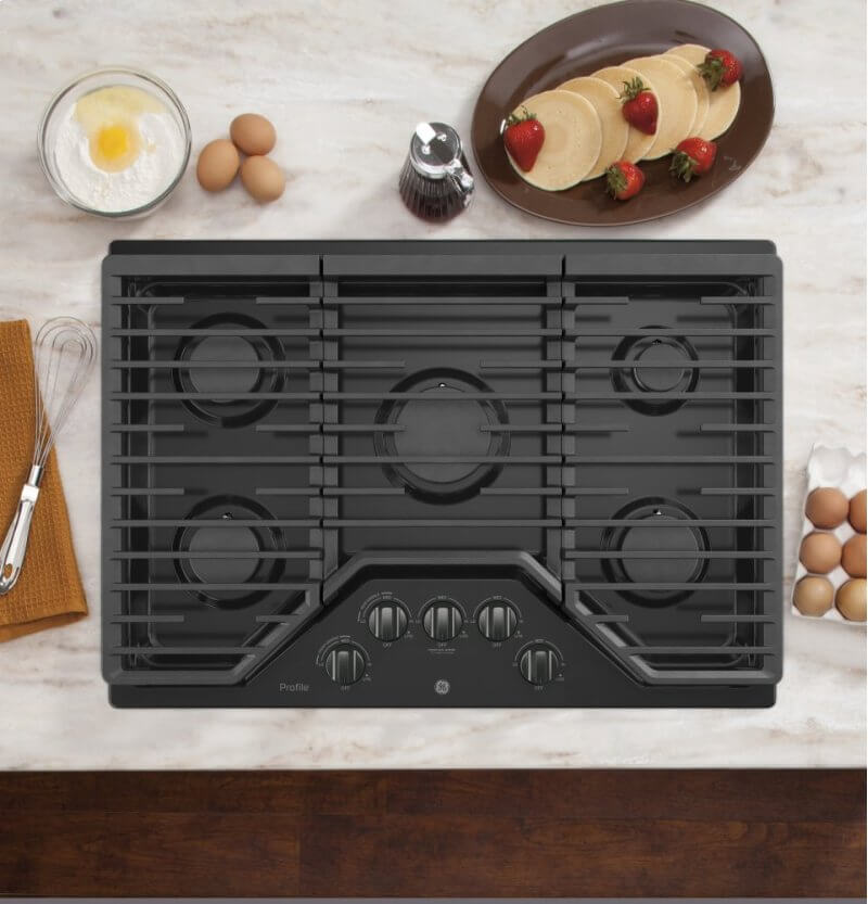 Profile Cooktop